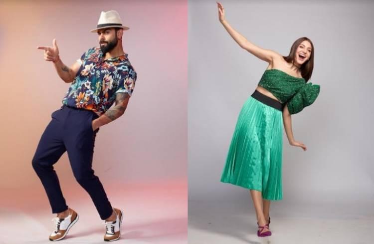 Myntra announces Virat Kohli and Anushka Sharma as its first official brand ambassadors