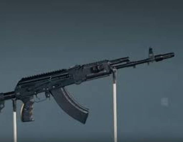 India, Russia finalise AK-47 203 rifles deal: report