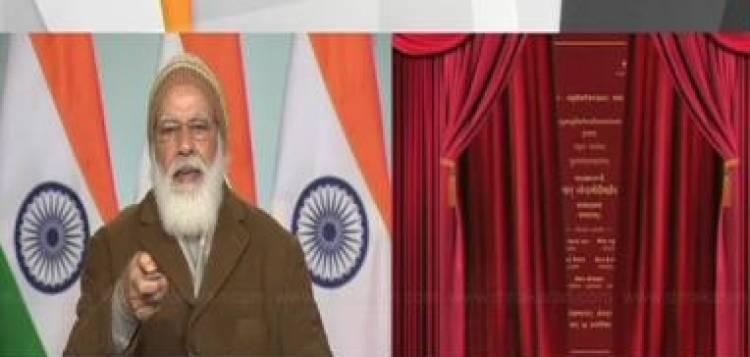 கொச்சி-மங்களூரு இடையே குழாய் மூலம் கேஸ் விநியோகத்தை தொடங்கி வைத்தார் பிரதமர் மோடி